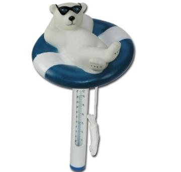 Eisbär Pool Schwimmbad Teich Thermometer Zubehör Modell ELECSA 3080 -