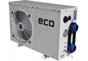 Wärmepumpe ECO 10 Schwimmbad Heizung Poolheizung Wärmetauscher -