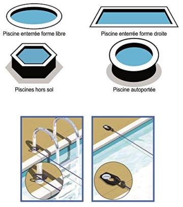 Welasol free swim schwimmgurt gegenschwimmanlage for Gartenpool aldi nord