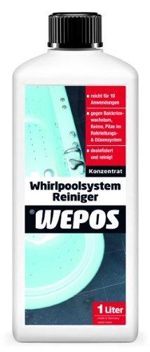 Wepos 2000102651 whirlpoolsystem reiniger 1 liter for Gartenpool aldi nord